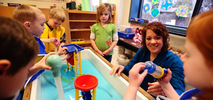 Best British Curriculum Nursery School in Dubai