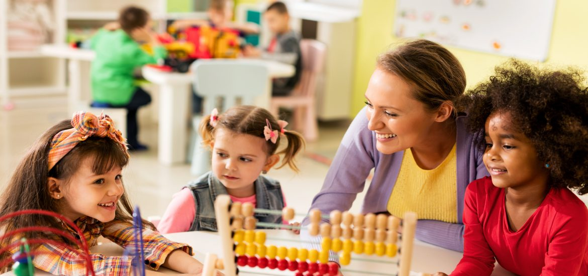Enrolling Your Child in a Nursery is Also a Part of Good Parenting