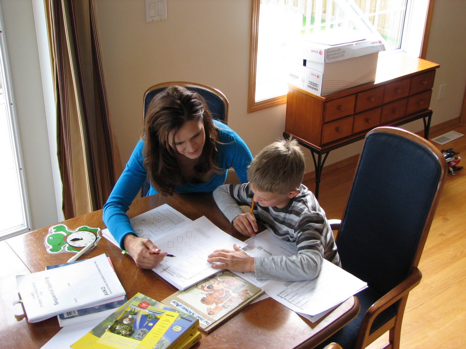 Learning Spoken English At Home